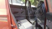 Maruti Alto 800 facelift seats dealer car spied