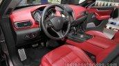 Maserati Levante interior dashboard at Auto China 2016