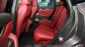 Maserati Levante interior rear seats at Auto China 2016