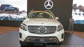 Mercedes GLS front India launch