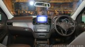 Mercedes GLS interior India launch