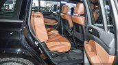 Mercedes GLS rear seat at BIMS 2016