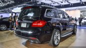 Mercedes GLS rear three quarter at BIMS 2016