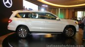 Mercedes GLS side India launch