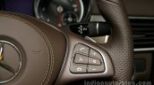 Mercedes GLS steering controls India launch