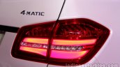 Mercedes GLS taillight India launch