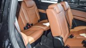 Mercedes GLS third row seat at BIMS 2016