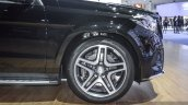 Mercedes GLS wheel at BIMS 2016