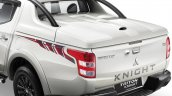 Mitsubishi Triton Knight edition decals