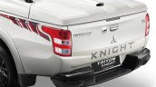 Mitsubishi Triton Knight edition rear bumper
