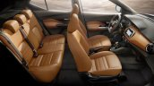 Nissan Kicks interior cabin