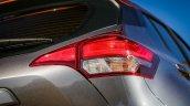 Nissan Kicks tail lamp