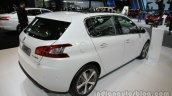 Peugeot 308S rear three quarters
