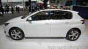 Peugeot 308S side profile