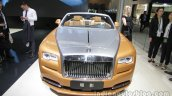 Rolls-Royce Dawn front at Auto China 2016