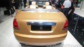 Rolls-Royce Dawn rear at Auto China 2016
