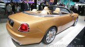 Rolls-Royce Dawn rear three quarters at Auto China 2016