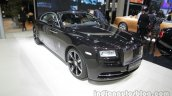Rolls-Royce Wraith Inspired by Music at front three quarters right side Auto China 2016