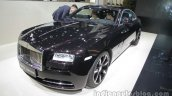 Rolls-Royce Wraith Inspired by Music front three quarters at Auto China 2016