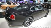 Rolls-Royce Wraith Inspired by Music rear three quarters right side at Auto China 2016