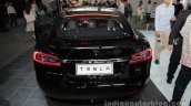 Tesla Model S (facelift) rear at Auto China 2016