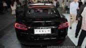 Tesla Model S (facelift) rear at Auto China 2016