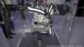 Toyota 1.2-litre VVT-iW turbocharged engine at Auto China 2016