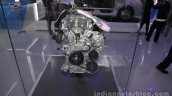 Toyota 1.2-litre direct-injection turbocharged engine at Auto China 2016