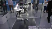 Toyota 1.2-litre turbocharged engine at Auto China 2016