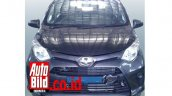 Toyota Calya front leaked