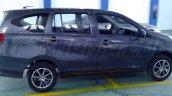 Toyota Calya side leaked