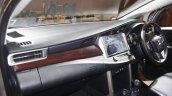 Toyota Innova Crysta 2.4 Z dashboard images