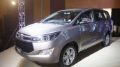 Toyota Innova Crysta 2.4 Z front three quarter images