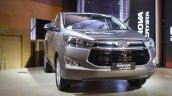 Toyota Innova Crysta 2.4 Z headlamp, grille, foglamp images