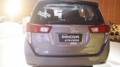 Toyota Innova Crysta 2.4 Z rear images