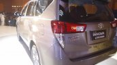 Toyota Innova Crysta 2.4 ZX rear three quarter images