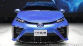 Toyota Mirai front at Auto China 2016