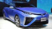 Toyota Mirai front three quarters right side at Auto China 2016