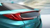 Toyota Prius Prime (PHEV) taillamp press image