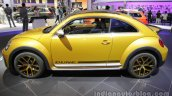VW Beetle Dune side profile at Auto China 2016