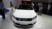 VW CC 25th Anniversary Edition front at Auto China 2016