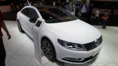 VW CC 25th Anniversary Edition front three quarters at Auto China 2016