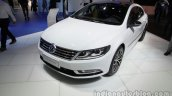 VW CC 25th Anniversary Edition front three quarters left side at Auto China 2016