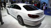 VW CC 25th Anniversary Edition rear three quarters left side at Auto China 2016