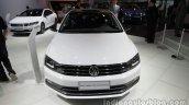 VW Sagitar 25th Anniversary Edition front at Auto China 2016