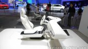 Volvo Concept 26 dashboard and front seat at Auto China 2016