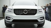 Volvo Concept 40.1 front live images