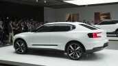 Volvo Concept 40.2 side live images