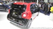 smart BRABUS forfour rear three quarters at Auto China 2016