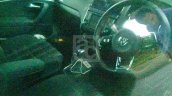 189 hp VW Polo GTI interior spied